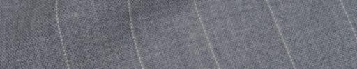 【Hs_9chs16】ライトグレー+2cm巾ストライプ