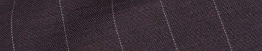 【Hs_9chs17】ラセットブラウン+2cm巾ストライプ