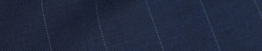 【Hs_9chs19】ライトネイビー+2cm巾ストライプ