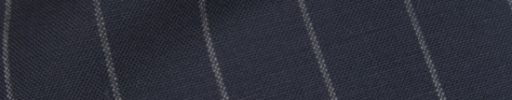 【Hs_9chs22】ネイビー+2cm巾ボールドストライプ