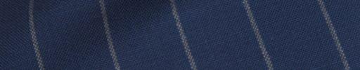 【Hs_9chs23】ライトネイビー+2cm巾ボールドストライプ