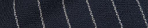 【Hs_9chs39】ネイビー+1.6cm巾ボールドストライプ