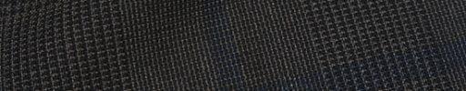 【Ca_02s001】ブラウン・黒グレンプレイド+10×8cmネイビーペーン