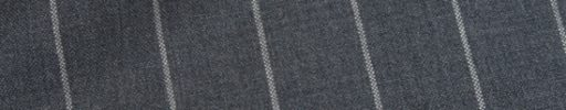 【Dov_0s19】ミディアムグレー+2cm巾ストライプ