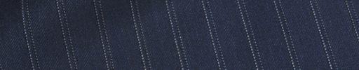 【Dov_0s27】ネイビー+1.2cm巾白Wドットストライプ
