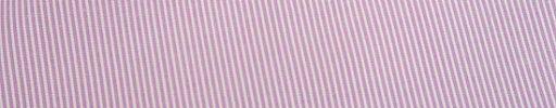 【Jp_0s011】ダスティーピンク・白1ミリ巾コードレーン