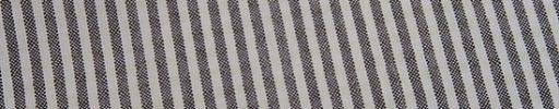 【Jp_0s020】グレーブラウン×白2ミリ巾シアサッカーストライプ