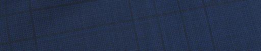 【Jp_0s068】ライトネイビーピンチェック+9×8cm織りプレイド