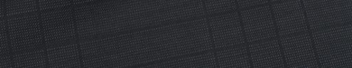 【Jp_0s069】ダークグレーピンチェック+9×8cm織りプレイド