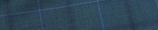 【Jp_0s074】グリーン+5×4.5cmブルー・グレーチェック