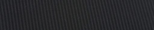 【Jp_0s080】ブラック1.5ミリ巾織りストライプ