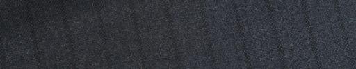 【Bh_0s12】チャコールグレー+1cm巾織りストライプ