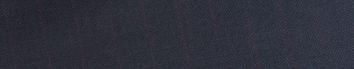 【Bh_0s14】ネイビー+1cm巾織り・エンジ交互ストライプ