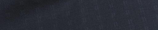 【Bh_0s24】ダークネイビー+1cm巾ドッテッドストライプ