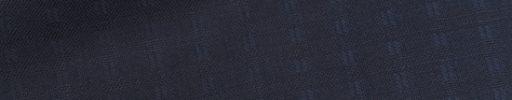 【Bh_0s25】ネイビー+1cm巾ドッテッドストライプ