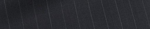 【Bh_0s36】ダークネイビー+グレー・織り交互ストライプ