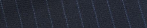 【Bs_0s008】ライトネイビー+1cm巾ブルーストライプ