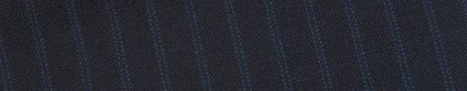【Bs_0s018】ネイビー+7ミリ巾ブルーWドットストライプ