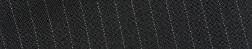 【Bs_0s054】ブラック柄+6ミリ巾白ドット・織り交互ストライプ