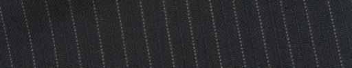 【Bs_0s055】ダークネイビー柄+6ミリ巾白ドット・織り交互ストライプ