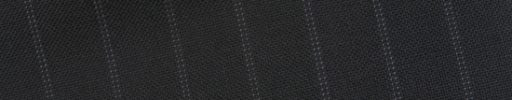 【Bs_0s056】ブラック+1.2cm巾Wドットストライプ