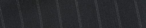 【Bs_0s057】ダークグレー+1.2cm巾Wドットストライプ