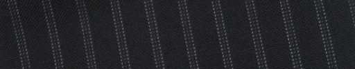 【Bs_0s058】ダークネイビー+9ミリ巾ドットストライプ