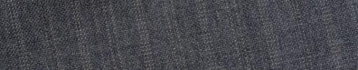 【Bs_0s132】ミディアムグレー+1.6cm巾ドット・織り交互ストライプ