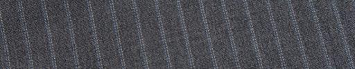 【Cu_0s20】ミディアムグレー+7ミリ巾ライトブルー・白ストライプ