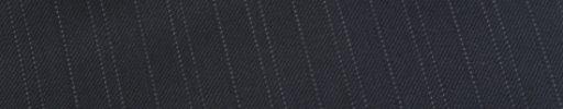 【Cu_0s26】ダークネイビー柄+1.6cm巾白ドット交互ストライプ