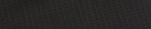 【Cu_0s27】ダークブラウン織りチェック+4ミリ巾ストライプ