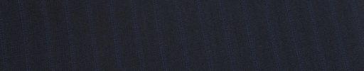 【Ed_0s206】ネイビー+8ミリ巾織り・黒交互ストライプ