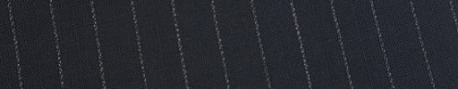 【Ed_0s212】ネイビー+1.1cm巾白・織り交互ストライプ