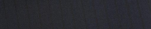 【Ed_0s224】ネイビー+9ミリ巾黒織りストライプ