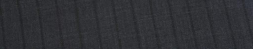 【Ed_0s236】チャコールグレー+9ミリ巾織りストライプ