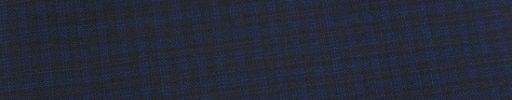 【Ed_0s249】ネイビー+5ミリブラックミニチェック