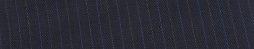 【Ed_0s270】ネイビー+1cm巾ブルー・白交互ストライプ