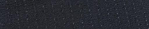 【Ed_0s278】ダークネイビーブロークンヘリンボーン+7ミリ巾ストライプ
