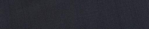 【Ed_0s291】ネイビーヘリンボーン+1.4cm巾織りストライプ