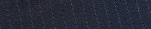 【Ed_0s293】ネイビー柄+8ミリ巾ライトブルードット・織り交互ストライプ