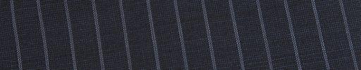 【Ed_0s304】ダークブルーグレー+1cm巾ストライプ