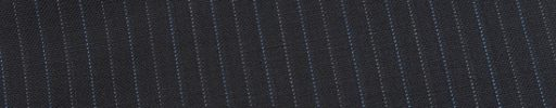 【Ed_0s527】ダークネイビー+1cm巾水色・白交互ストライプ