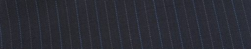 【Ed_0s528】ネイビー+1cm巾水色・白交互ストライプ