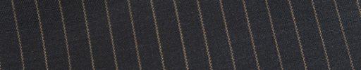 【Ed_0s543】ダークグレー+1.2cm巾オレンジストライプ