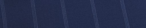 【Ed_0s570】ライトネイビー+2.5cm巾ライトブルーストライプ