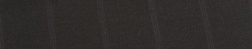 【Ed_0s572】ブラウン+2.5cm巾織りストライプ