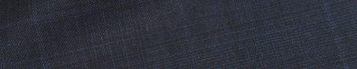 【dov_0w22】ネイビー6×5cmグレンチェック+織りプレイド