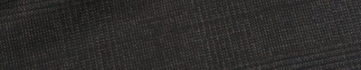 【dov_0w42】ダークブラウン5×4.5cmグレンチェック