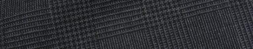 【Fx_ct43】チャコールグレー5×4cmグレンチェック