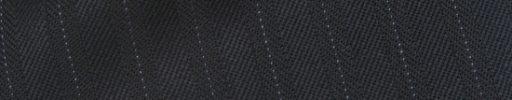 【Cb_0w046】ミッドナイト柄+1.1cm巾織り・ライトブルーストライプ